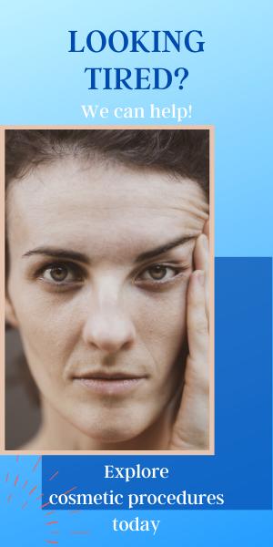 Consider eyelid surgery